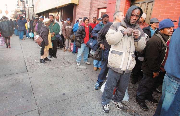 A pesar de los billones gastados, la pobreza ganó