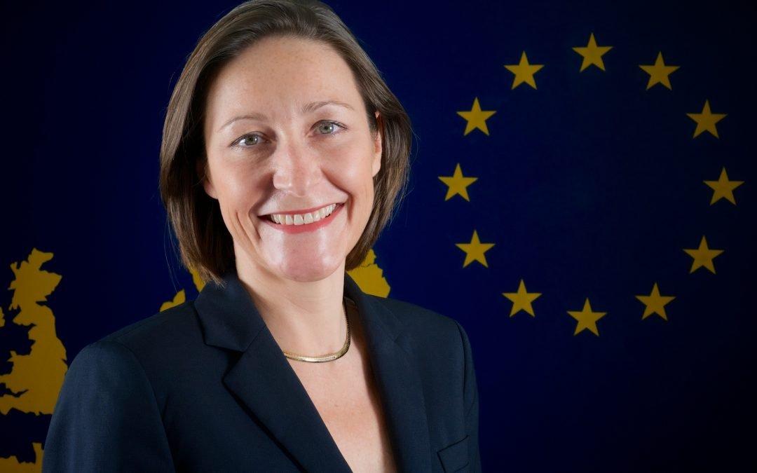 Entrevista a la Embajadora Aude Maio-Coliche, Jefa de la Delegación de la UE en Argentina