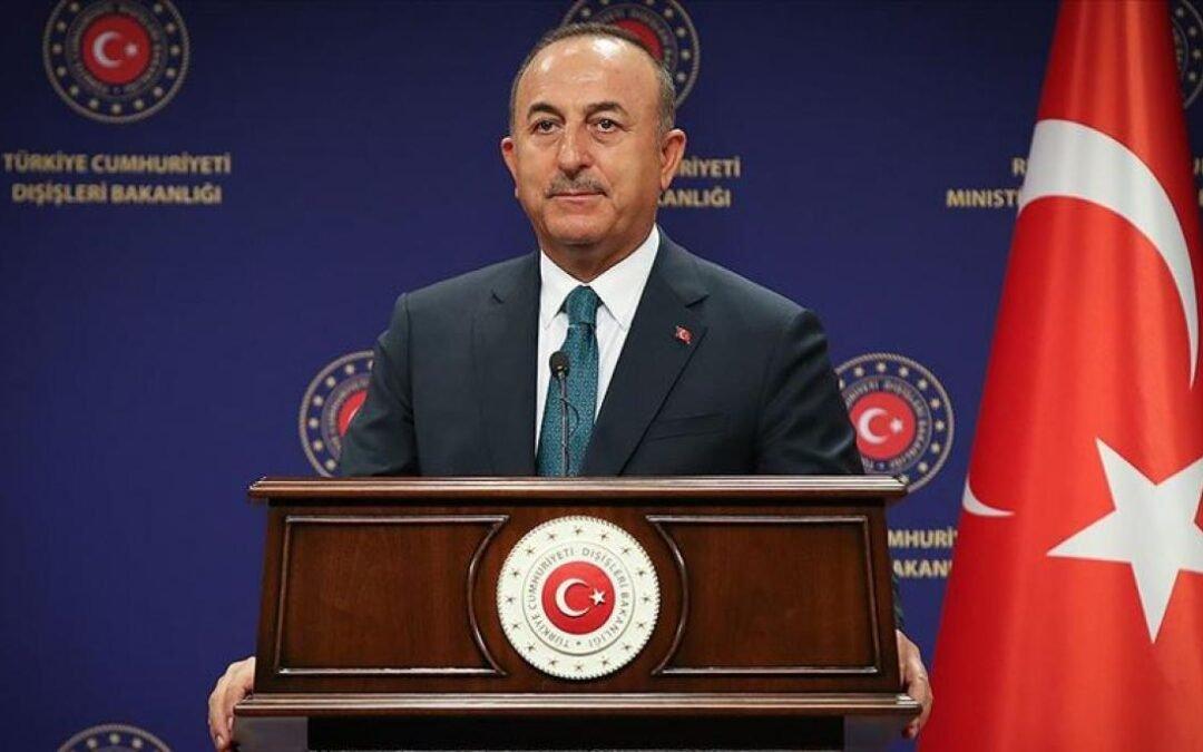 """«Diplomacia sin condiciones previas"""", Por Mevlüt Çavuşoğlu"""