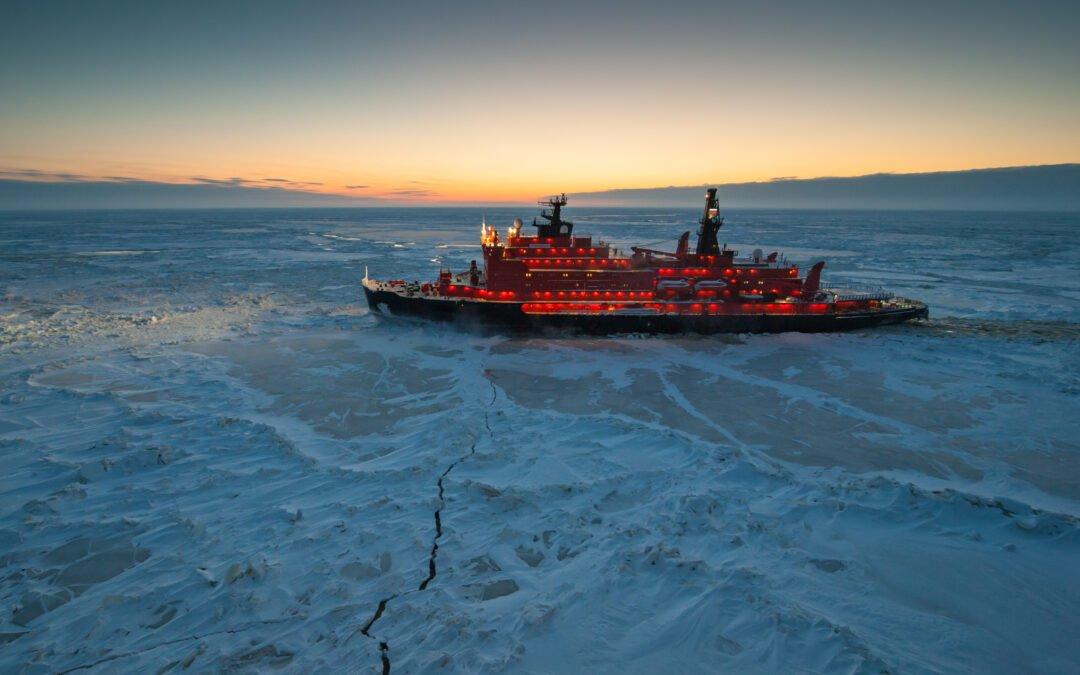 """El deshielo en el Ártico: ¿Una nueva Guerra """"Fría""""?"""