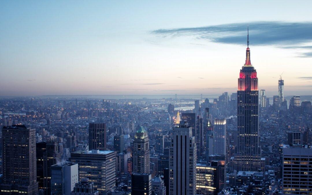 El brusco despertar de los Estados Unidos vía Nueva York