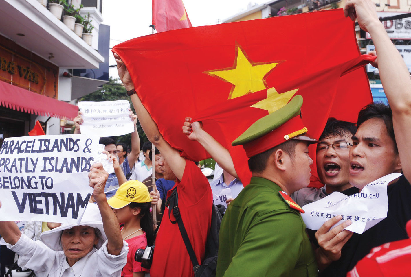 China y Vietnam, desconfianza entre vecinos