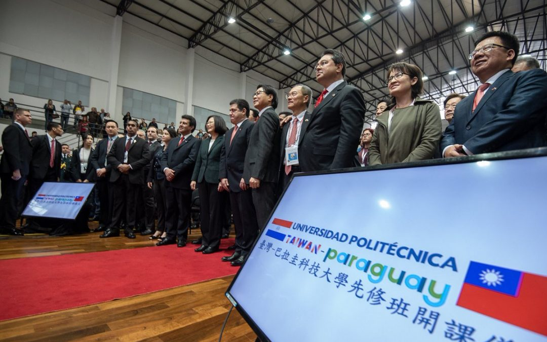 Sobre la genuina hermandad entre China – Taiwán y Paraguay